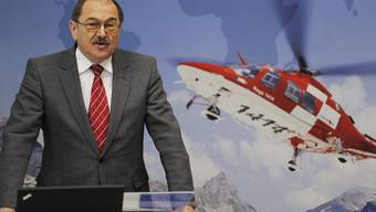 Rega-Stiftungspräsident Ulrich Graf