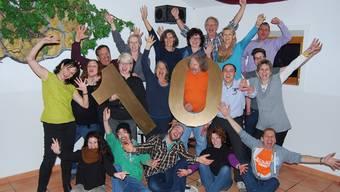 Theatergruppe Magden – nach 10 Jahren noch gut im Schuss. zvg