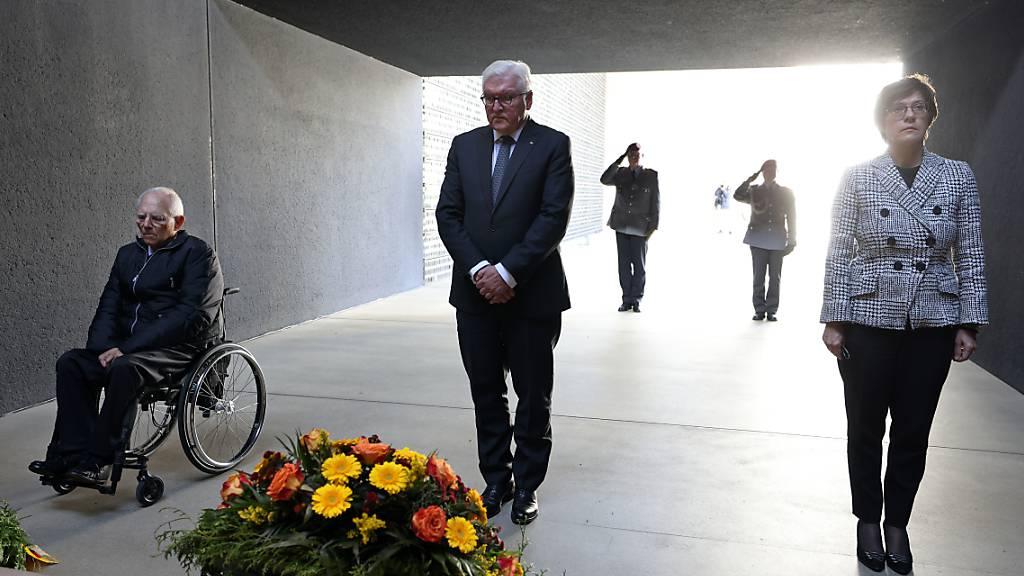 Deutsche Politiker würdigen schweren Afghanistan-Einsatz