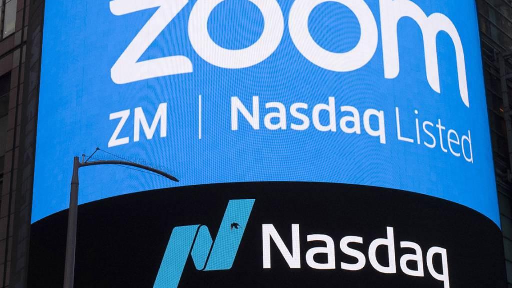 Der Videokonferenzdienst Zoom  will sich mit seinem bisher grössten Zukauf breiter aufstellen. (Archivbild)