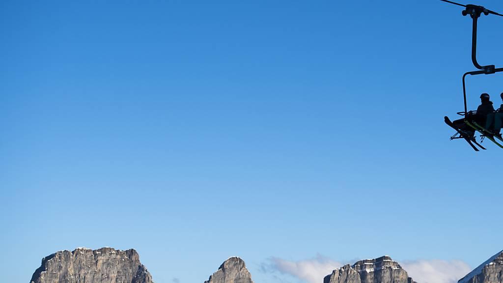 St. Gallen schliesst Skigebiete - Fernunterricht für zwei Wochen