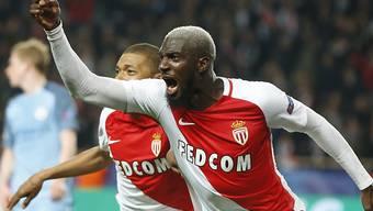 Tiémoué Bakayoko verabschiedet sich von Monaco