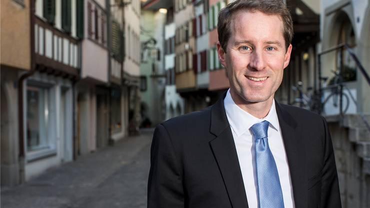 Der Zuger SVP-Nationalrat Thomas Aeschi (36) will am 9. Dezember in den Bundesrat gewählt werden.