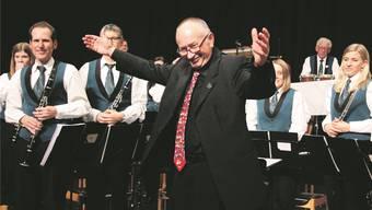 «Die Musik ist mein Leben» – Kurt Brogli verlässt die Harmoniemusik, gibt seine Leidenschaft aber nicht ganz auf.