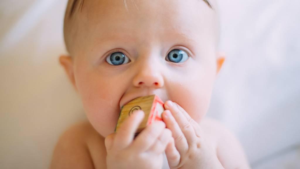 Leon und Mia sind im Aargau die beliebtesten Babynamen