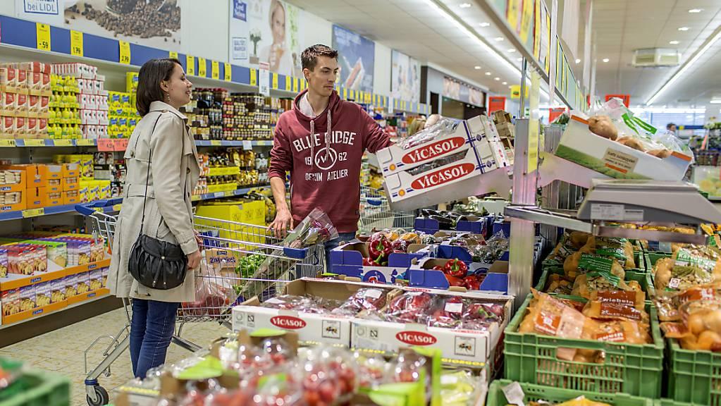 Lieber ohne Plastik: In französischen Supermärkten muss das Gemüse künftig oftmals unverpackt verkauft werden. (Symbolbild)