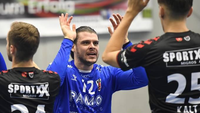 HSC-Torhüter Dario Ferrante weilt derzeit als Teamarzt der Schweizer Nati an der WM.