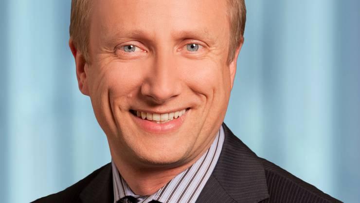 Guido Jouret wird neuer Chief Digital Officer bei der ABB.
