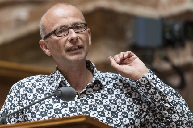 Findet die Idee prüfenswert: Grünen-Nationalrat Michael Töngi.