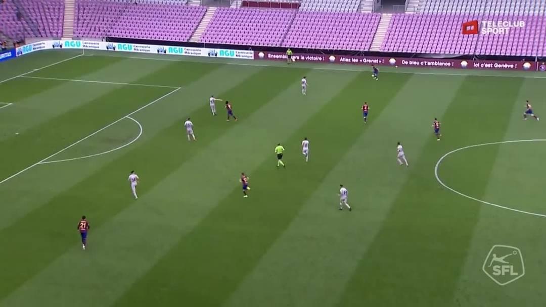 52. Minute:  Miroslav Stevanovic