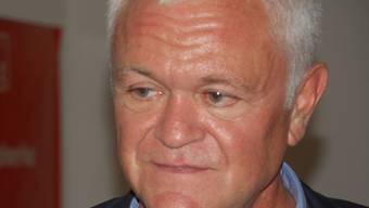Jürg Knuchel wurde für die SP Bezirk Aarau neu in den Grossen Rat gewählt