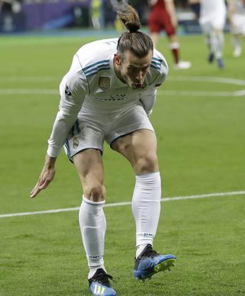 Gareth Bale war mit seinen zwei Toren der Matchwinner für Real Madrid.