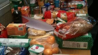 Das Hilfswerk «Cartons du Cœur» lieferte im vergangenen Jahr 68 Tonnen Nahrungsmittel. (Archivbild)