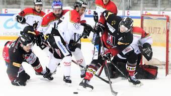 Der EHC Basel erkämpft sich gegen Thun den 4. Sieg in Serie.