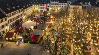 Dieses Jahr soll es in Basel einen Weihnachtsmarkt geben - trotz Corona.
