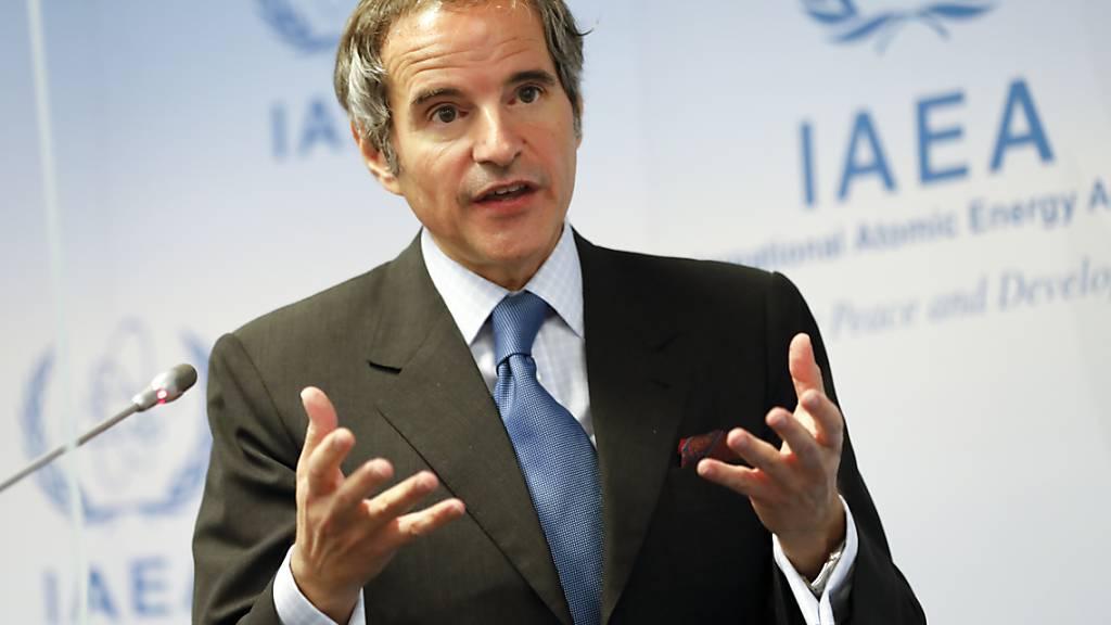IAEA fordert Auskunft vom Iran über Anreicherung von Uran