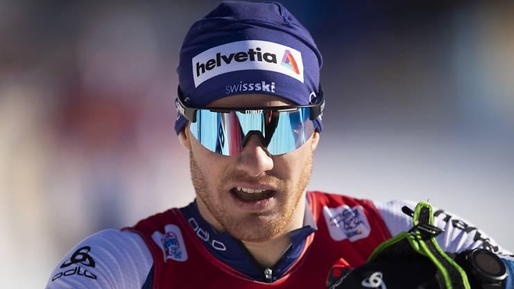 Dario Cologna.