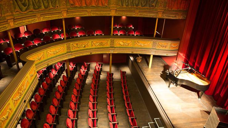Stadttheater Solothurn (Symbolbild)