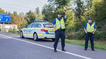 Das neue Polizeigesetz soll voraussichtlich ab 1. Juli gelten.