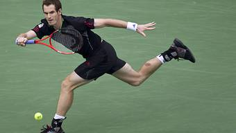 Andy Murray spielt nächste Woche in Basel.