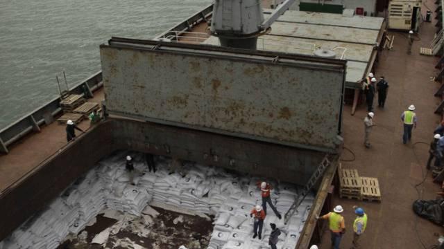 Unter Zuckersäcken versteckt: Waffen aus Kuba für Nordkorea