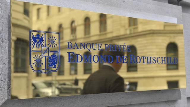 Sitz der Privatbank in Genf