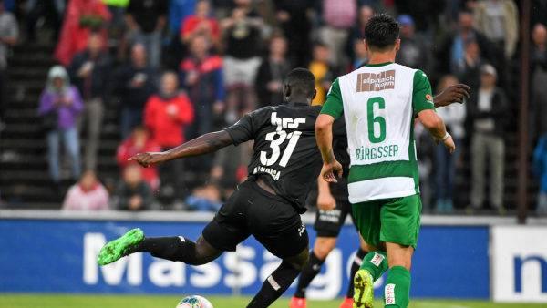 Zuletzt gewann der FC Aarau zuhause mit 4:1 gegen Kriens.