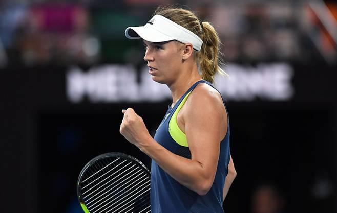 Caroline Wozniacki setzte sich im Vorfeld lautstark für Serena Williams ein.