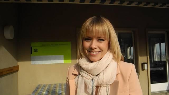 Weshalb sich Francine Jordi für das Blumenhaus Buchegg engagiert