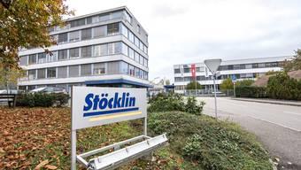Auf dem Gelände der heutigen Stöcklin Logistik AG entstehen Wohnungen und Gewerbeflächen.