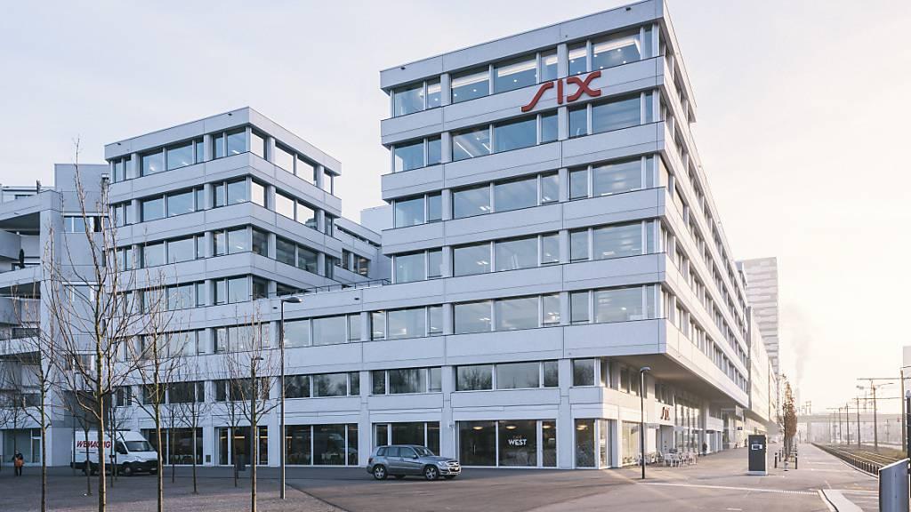 Schweizer Börse macht dank reger Handelsaktivität im Corona-Jahr hohen Gewinn. (Archivbild)