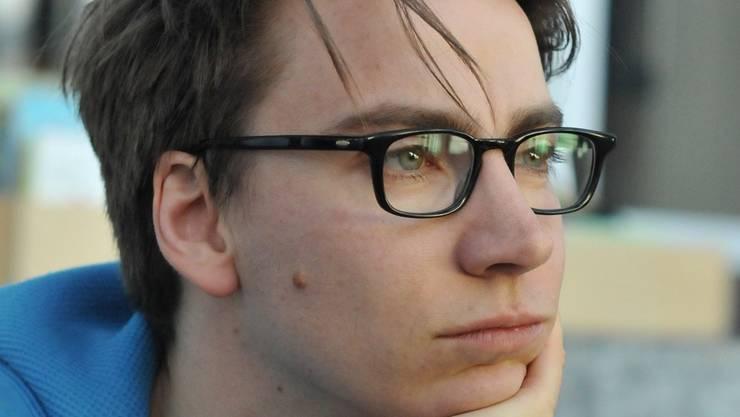 Hannes Rudolph, Leiter der Zürcher Fachstelle für Transmenschen, ist selber ein schwuler Transmann.
