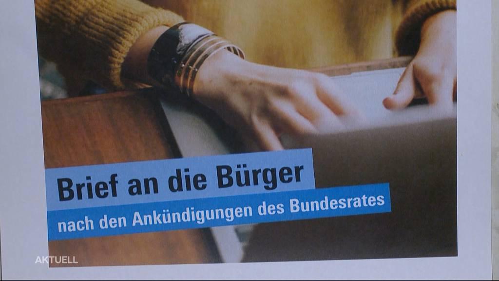 Druck auf Bundesrat: SVP und FDP wollen die geplanten Massnahmen verhindern