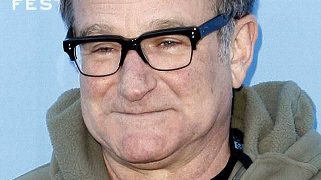 Robin Williams würde die Schweizer Bergwelt gerne live erleben (Archiv)