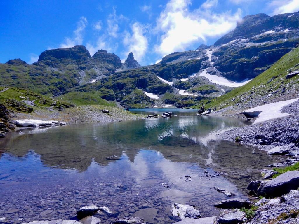 Schwarzsee (© Keystone)