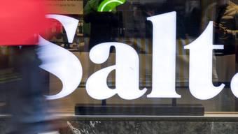 Der Telekommanbieter Salt hat für Dienstag Neuigkeiten angekündigt. (Archiv)