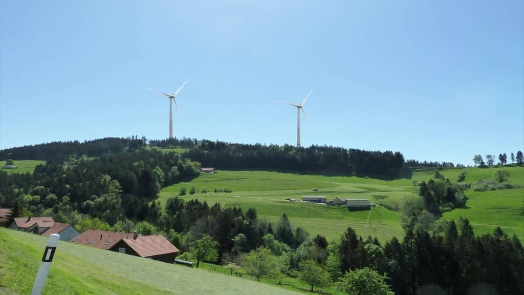 Neue Runde: Windpark Oberegg sorgt wieder für Diskussionen