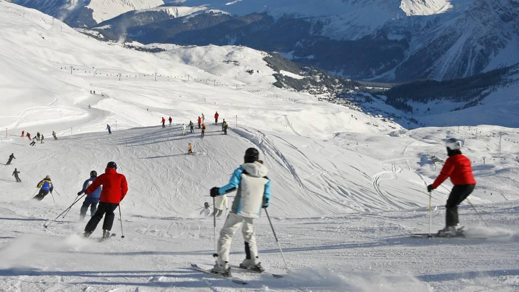 Sind die Skiferien noch sicher? Der Kurdirektor von Arosa erklärt