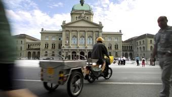 Die Schweizerische Post ist ab heute eine Aktiengesellschaft, der Bund hat aber weiterhin das Sagen. KEYSTONE