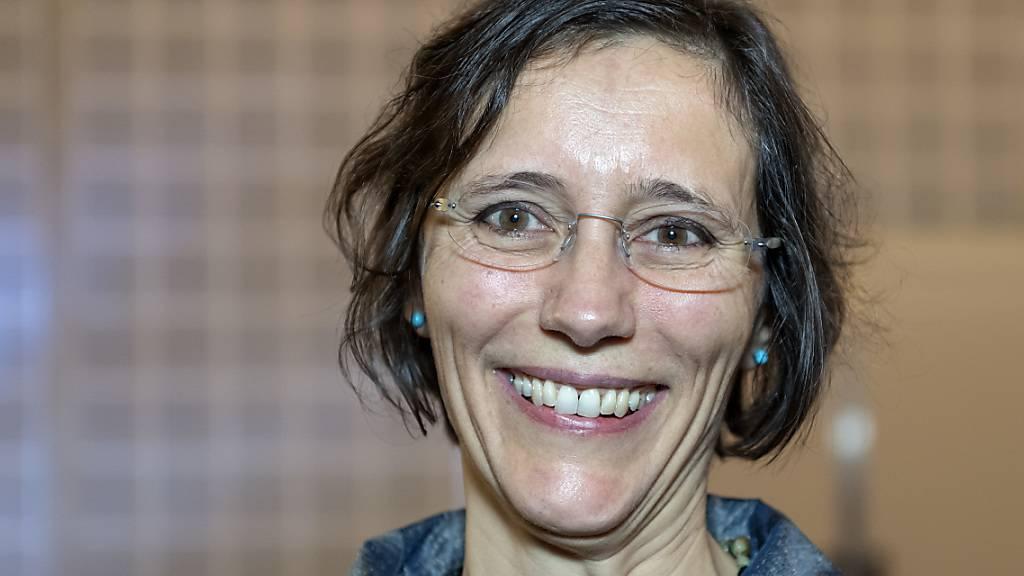 Basler Grüne wollen mit Heidi Mück in den zweiten Wahlgang