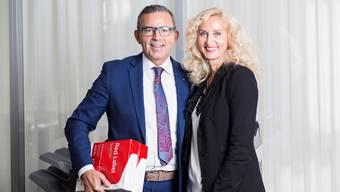 Rolf und Caroline Schaller haben kürzlich Firmenjubiläum gefeiert.