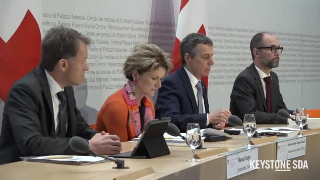 Neuausrichtung der Schweizer Entwicklungshilfe