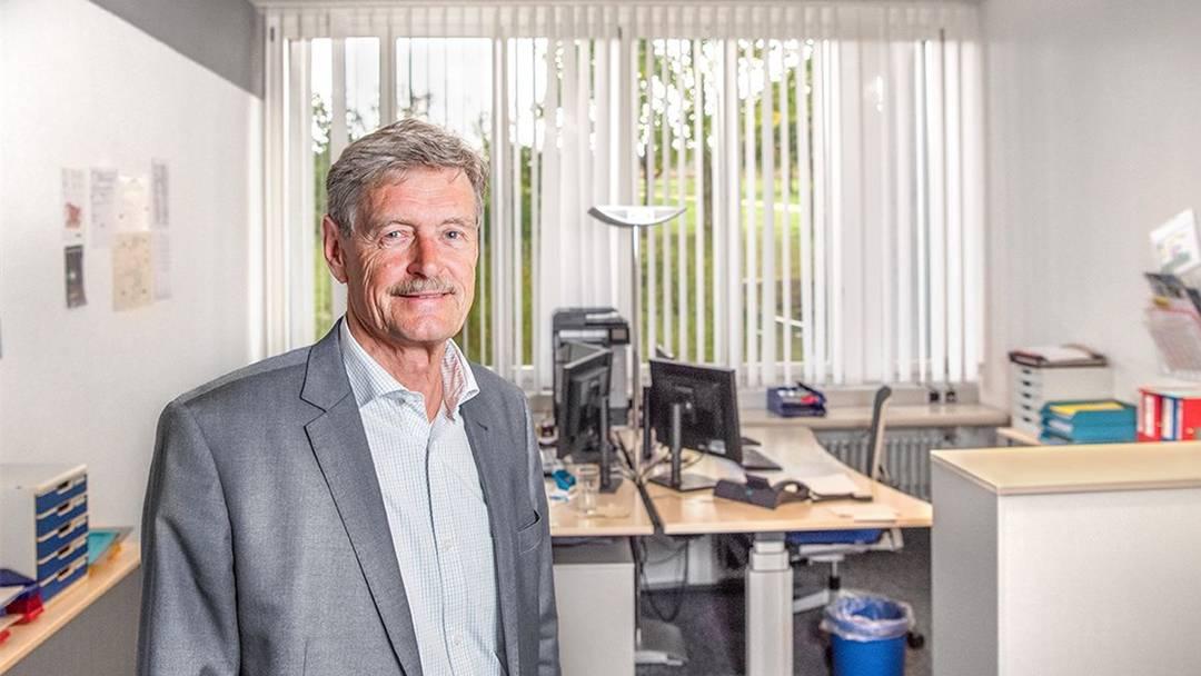 NAB Award 2017 Nomination: Hans Vogel im Porträt.