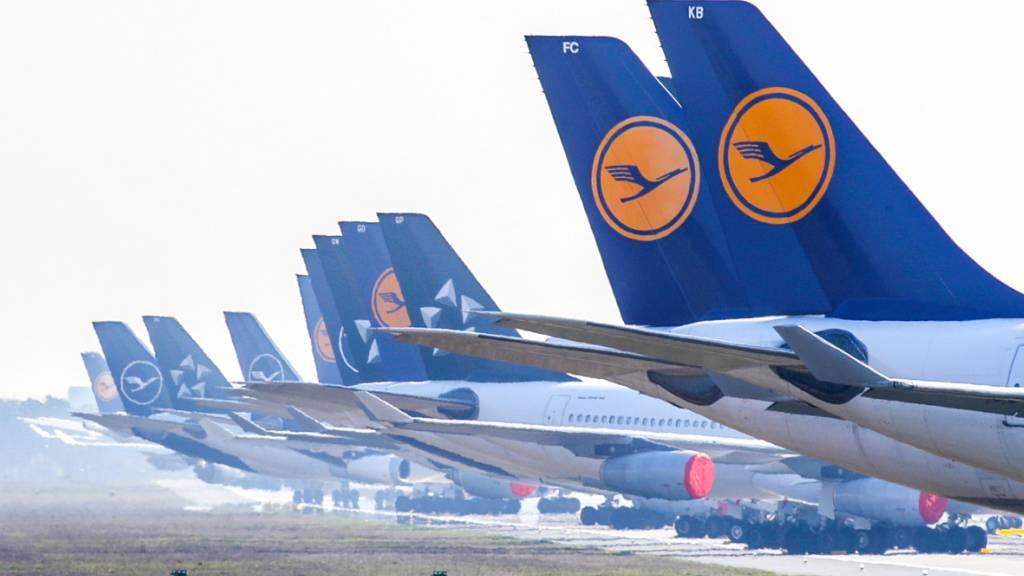 Lufthansa-Chef rechnet mit 10'000 Mitarbeitern weniger nach Krise