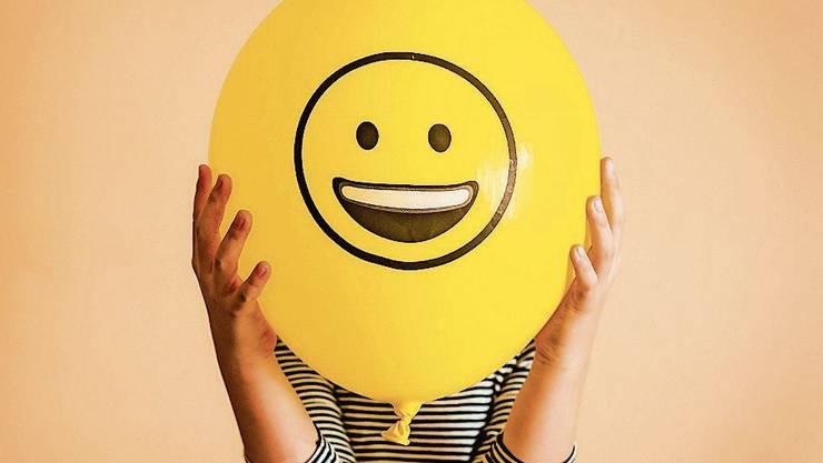Nette und lustige Menschen leben länger.