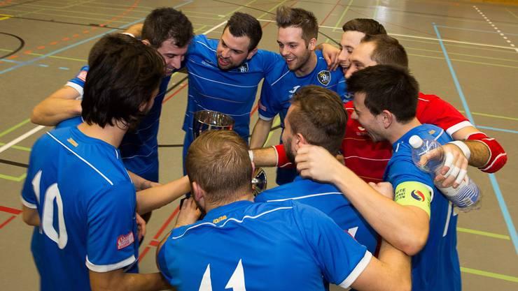 Die AFM Futsal Maniacs gewannen den Cup im letzten Jahr.