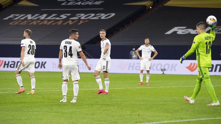 Der FCB verliert gegen Schachtar Donezk mit 1:4.