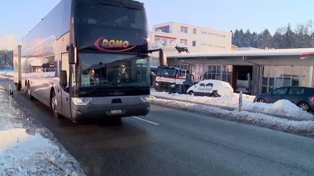 Reisecar-Unternehmen kritisieren Fernbusse