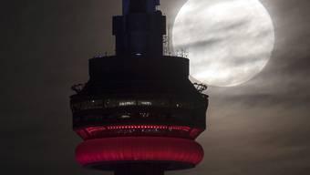 In Toronto - im Bild der CN Tower - ist das Risiko einer Immobilienblase am höchsten.