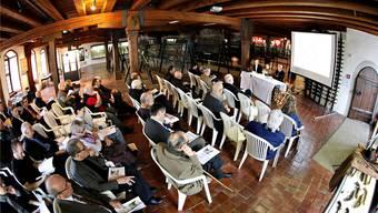 Bei der Generalversammlung des Vereins Freunde des MAZ wurde gestern manierlich und sachlich diskutiert. Felix Gerber
